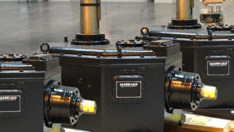 Amarillo Gearbox