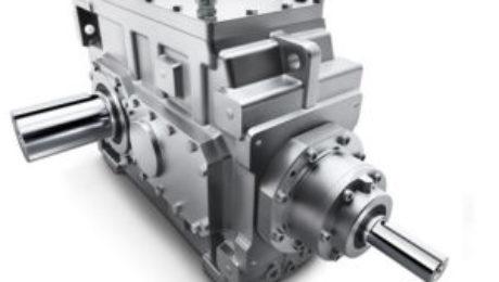 Flender Gearbox Repair