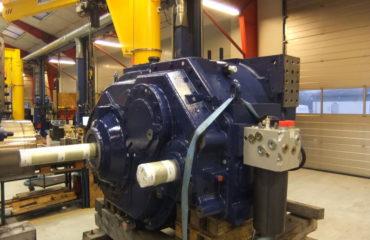 Hansen Gearbox Repair