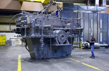 lufkin gearbox repair