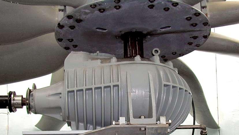 Marley Gearbox Repair