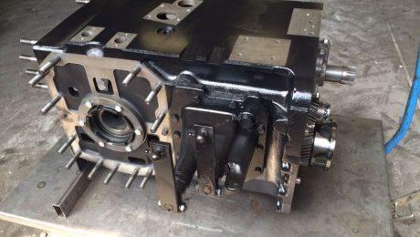 Valmet Gearbox Repair