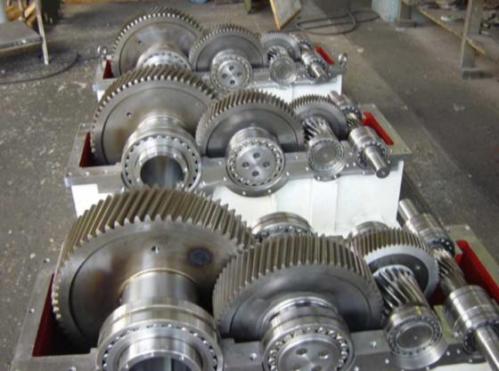 Burins Sharp Gearbox Repair