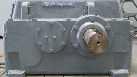 Westinghouse Gearbox Repair