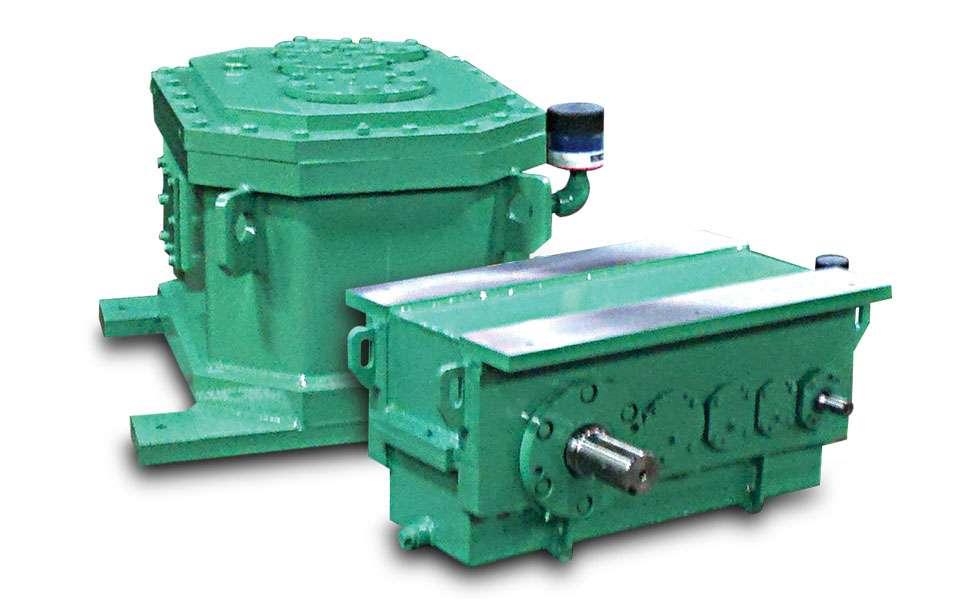 Nuttall Westinghouse Gearbox Repair