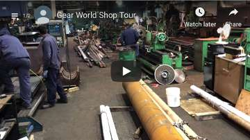 Gear World Shop Tour