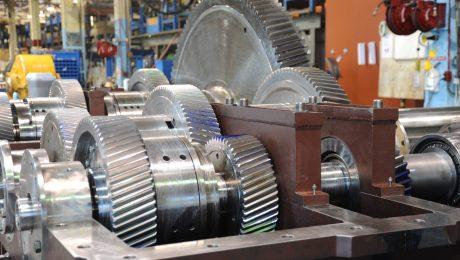 Nuttall Gearbox Repair