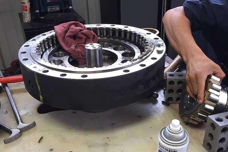 Sumitomo Gearbox Repair