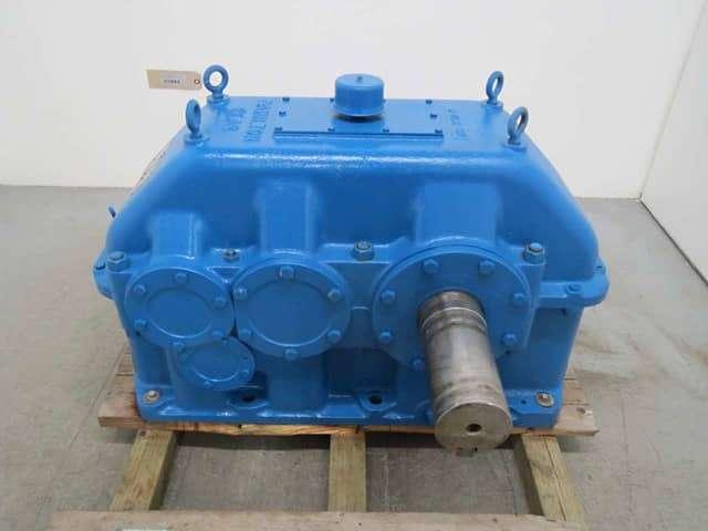 Blue Hamilton Gearbox