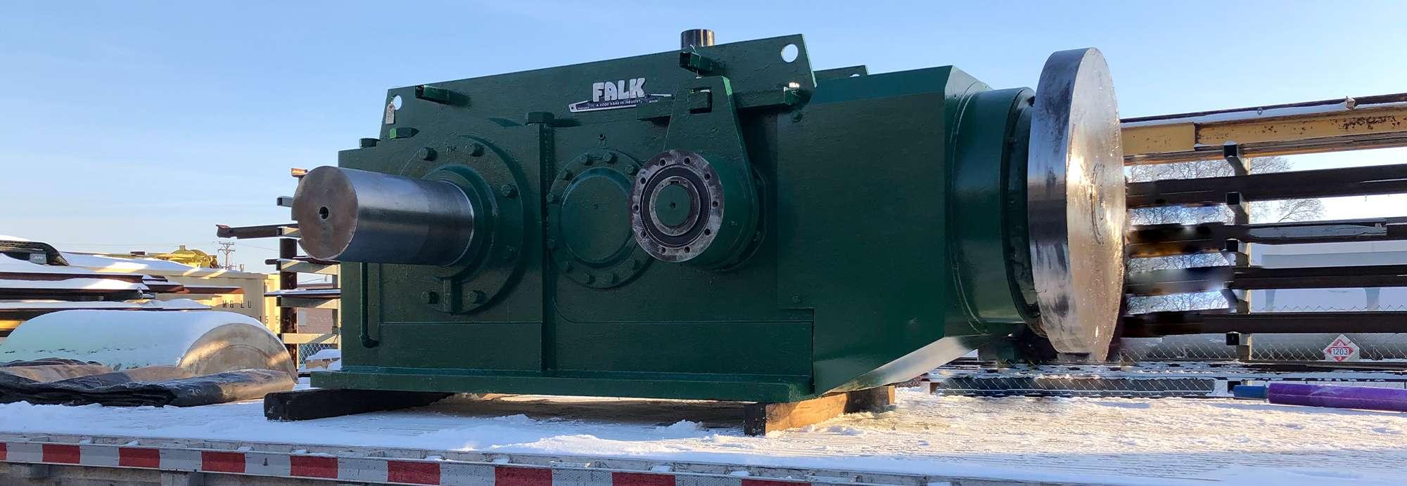 Falk Gearbox